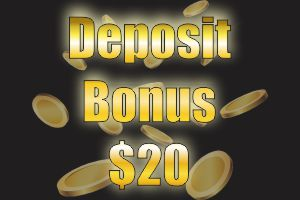 Bonuses You Can Get for 20