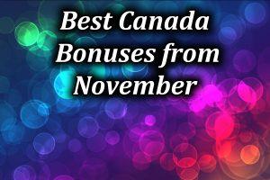 CA Bonuses November