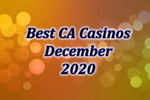 CA Casinos december