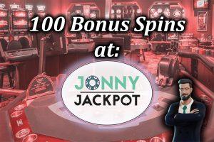 Jonny Jackpot News image