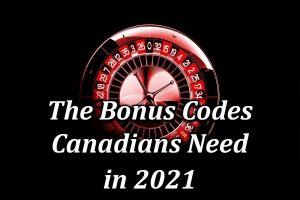 2021 CA Bonus Codes